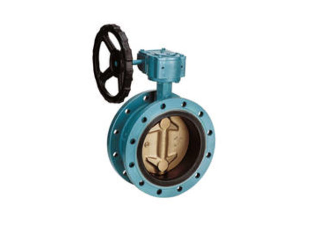 Resilient Seated Butterfly Valves: F 012-A Double Flanged / ISO Short