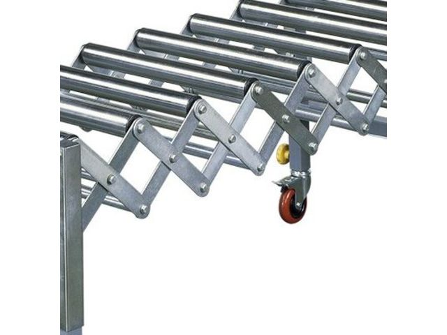 Roller Conveyor - Roller Conveyor - product presented by KNUTH Werkzeugmaschinen GmbH