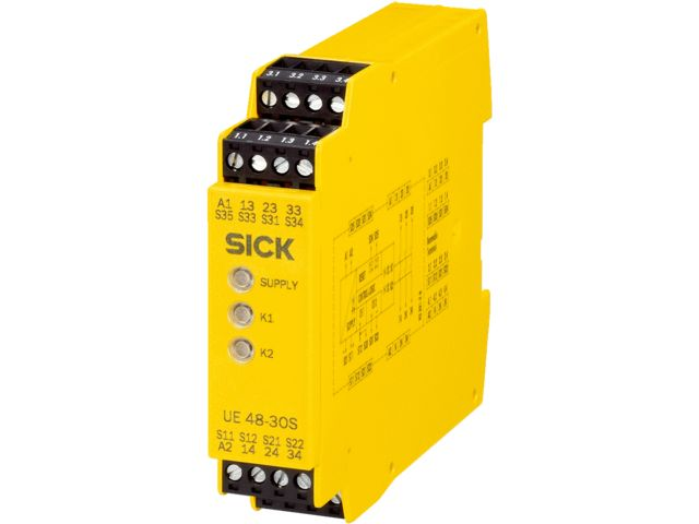 Quote Safety relays UE48-3OS2D2
