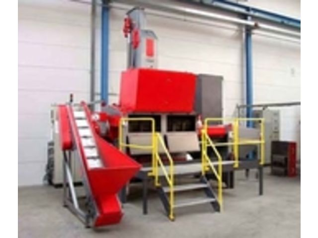 SBM Continuous Loop Belt Conveyor Through Feed Machines