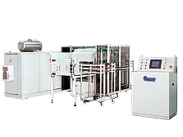 Semi-automatic plastic card lamination system : SYSCO - HCP-M60