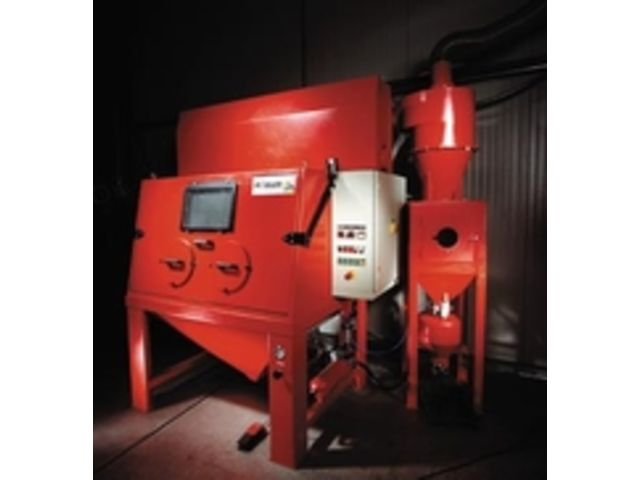 Shot Blasting Machines for the Ceramic Industry