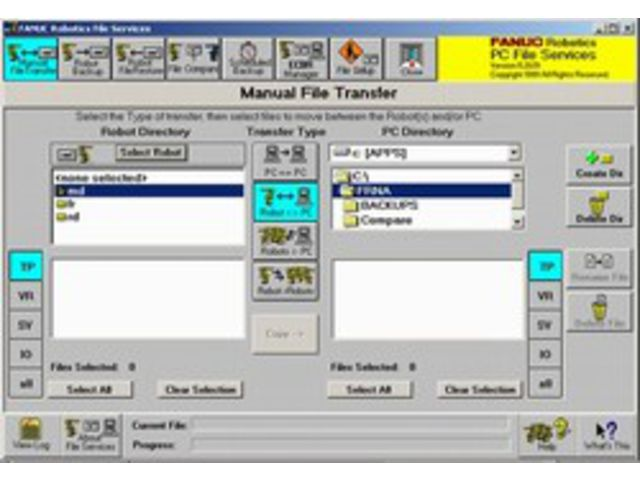 Fanuc Program Transfer Tool Free