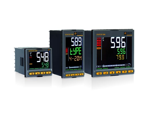 STATOP 500 temperature and process controllers