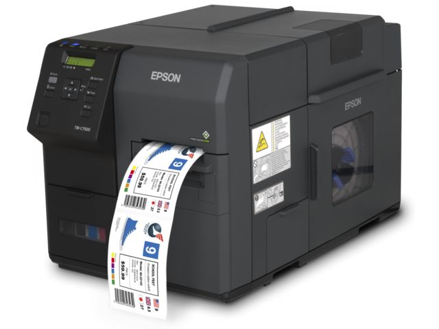 Table printer - industrial type : C 7500 – EPSON