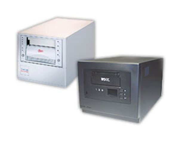 Tape Drive Data Recovery