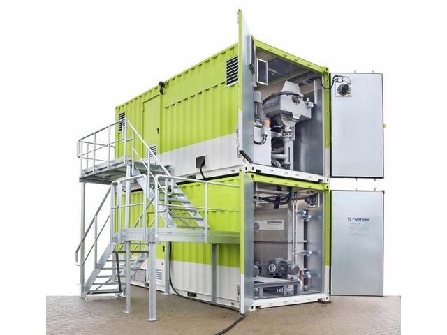 The Flottweg C Series: The Wastewater Decanter - Waste water treatment
