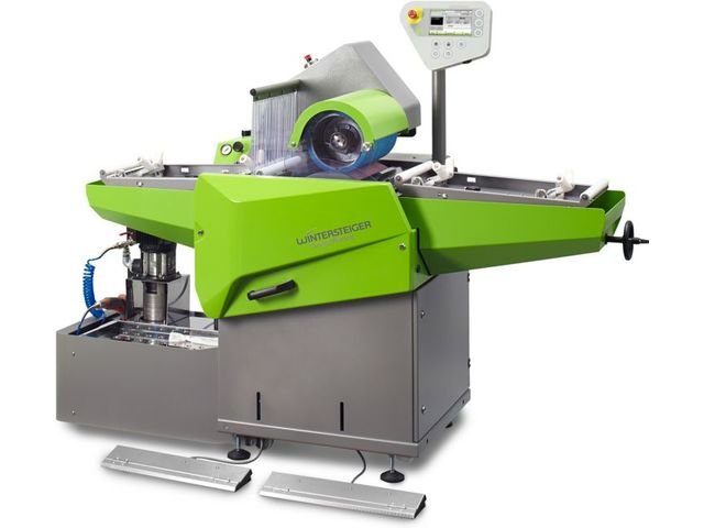 The racing stone grinding machine for skis, snowboards and cross country skis : Omega RS 350