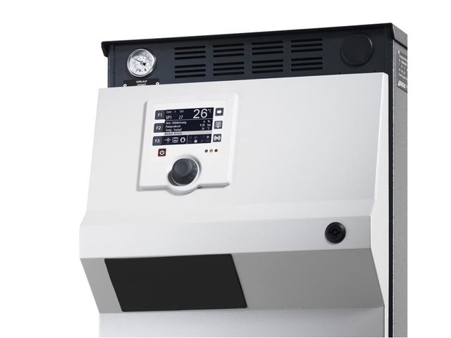 The temperature control unit for water up to 90 °C : 90XL - REGLOPLAS FRANCE