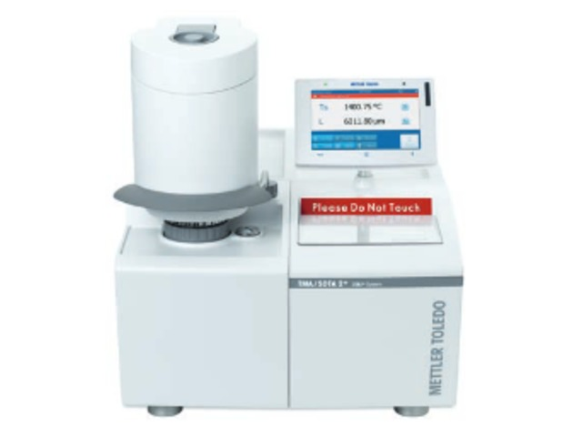 Thermomechanical Analysis : TMA/SDTA 2+