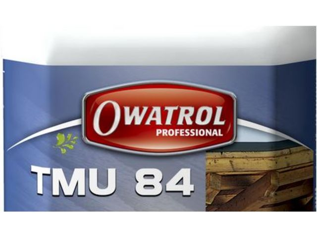TMU 84 - Products for the chemical  treatment of surfaces