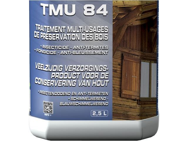 TMU 84 - product presented by GROUPE DURIEU