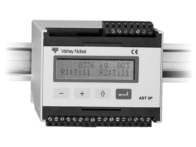 vishay nobel ast 3p manual