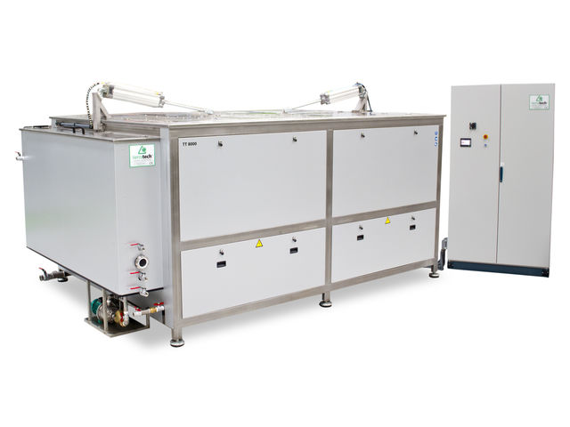 TT-8000 - Industrial ultrasonic cleaning machines