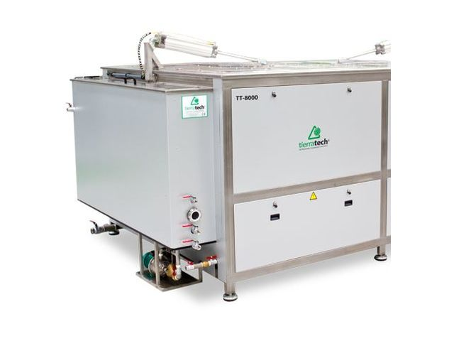 TT-8000 - Industrial ultrasonic cleaning machines - Ultrasonic cleaning equipment