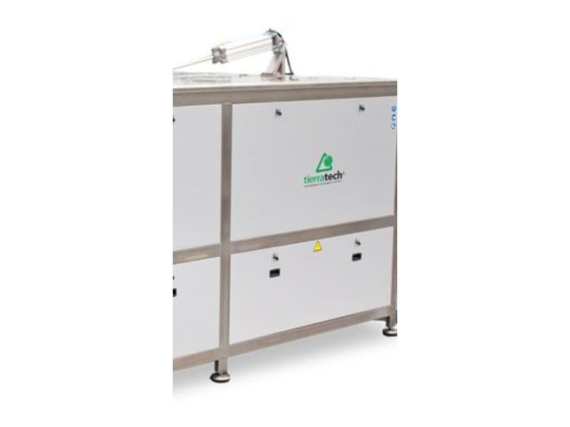TT-8000 - Industrial ultrasonic cleaning machines - product presented by TIERRATECH SARL