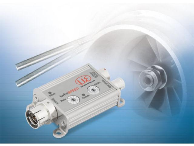Turbocharger speed measurement: turboSPEED DZ 140 Brand: MICRO-EPSILON
