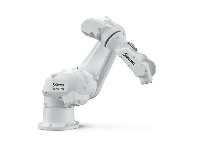 TX200   TX200L ESD 6-axis robotic arms