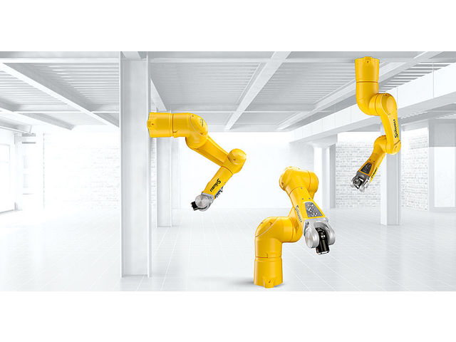 TX60 ESD 6-axis robotic arm - STÄUBLI ROBOTICS