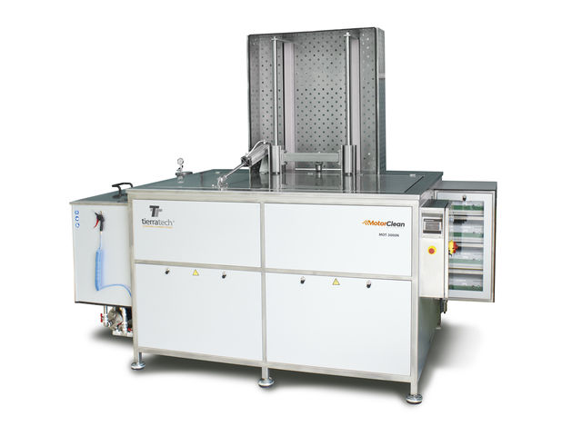 Ultrasonic Cleaning Machine - MOT-3000N