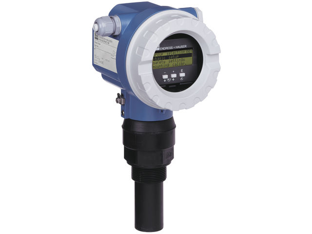 Ultrasonic Measurement Time Of Flight Prosonic FMU40