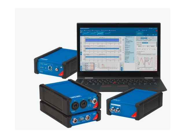 Universal partial discharge measurement and analysis system | MPD 800