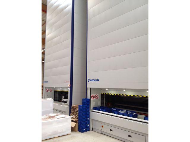 Vertical Storage Carousel Clasimat®