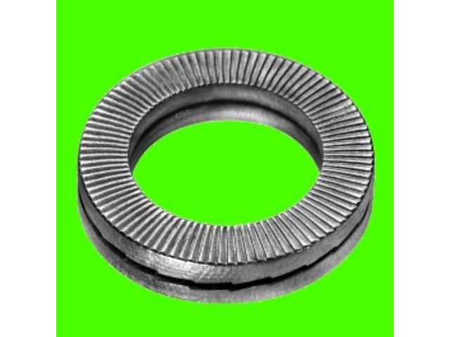 Washers and Circlips : Lock Washers - Nord-Lock - Bonded Washer ...