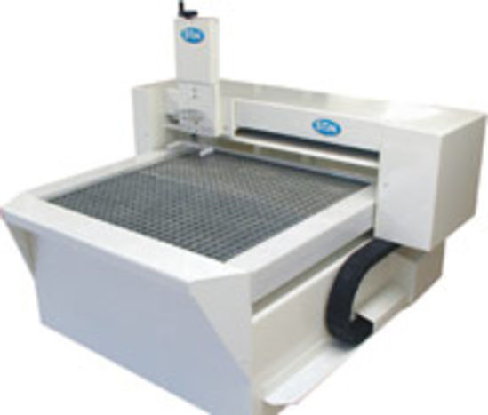 Heavy Duty, Affordable Water Jet Cutting Systems. MultiCam Makes a Machine for Every Budget!