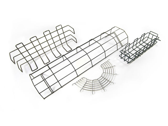 Wire grille and mesh manufacturing