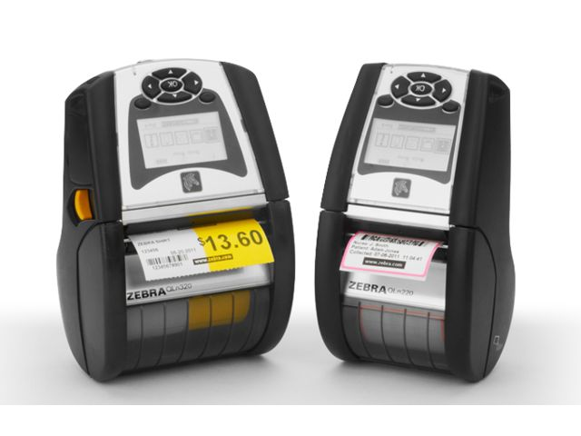 Zebra® QLn420™ Mobile Printer