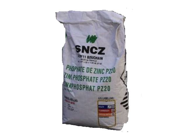 Zinc Phosphate For Protection Of Metals Against Corrosion PZ20
