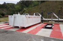 Weighbridge for hook lift containers - PBA400