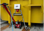 Weighing system for Roll off/on Bins used for liquid sludge containing - SACM200
