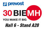 PREVOST will participate at the 30th edition of BIEMH (Bilbao)
