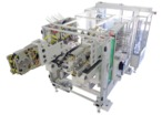 Label feeding system / automatic / for IML / for injection molding machines W837 TWIN
