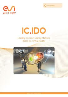 IC.IDO Brochure - ESI GROUP