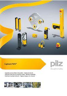 Sensor technology - PILZ FRANCE ELECTRONIC