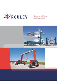 Roulev Main activities - ROULEV SAS
