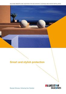 Water repellent guide - BLUESTAR SILICONES FRANCE S.A.S.