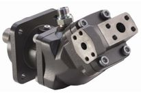 Piston pumps for industrial hydraulics