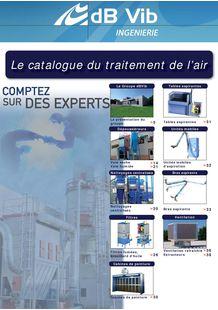 dB Vib Ingenierie Air traitement - DBVIB GROUPE
