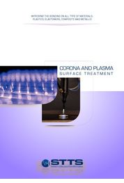 CORONA and PLASMA Surface Treatment, STTS 30 years of expertise