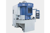 VL 3 / VL 5 – EVERY MACHINE A MANUFACTURING CELL, WITH WORKHANDLING INTEGRATED