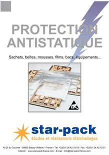 Static protection - STAR PACK SA