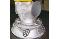 Mineral processing: Hammer mills with air sifter