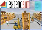 ExtendSim – flow simulation software