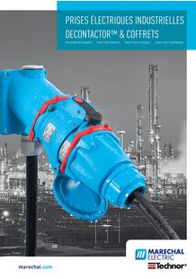 General Catalogue 2014 - French version - MARECHAL ELECTRIC