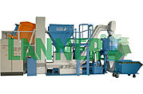 Complete chip treatment systems: LANNER® systems