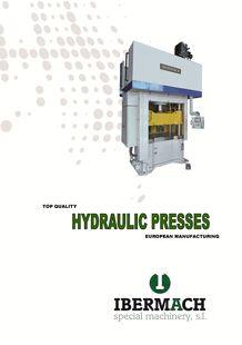 Hydraulic presses - ERLO GROUP